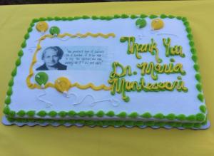 Montessori-Cake