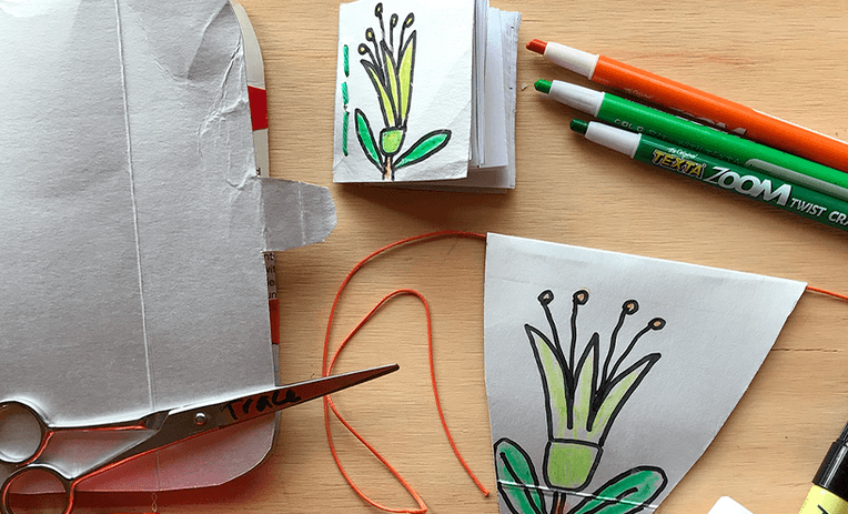 Nature Journalling for Little Ones