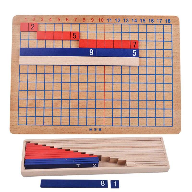 Subtraction-Strip-Board-Math