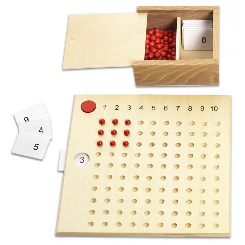 multiplication-board-set